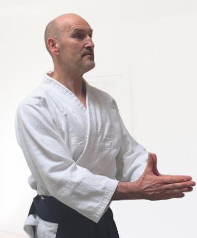 Aikido Meister Dietrich Wolbert