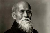 Begründer Aikido Morihei Ueshiba