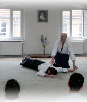 Training Aikido Trainingszeiten