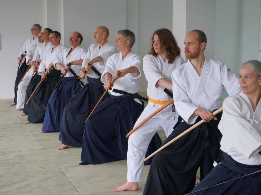 Aikido Workshops Lehrgang Iaido