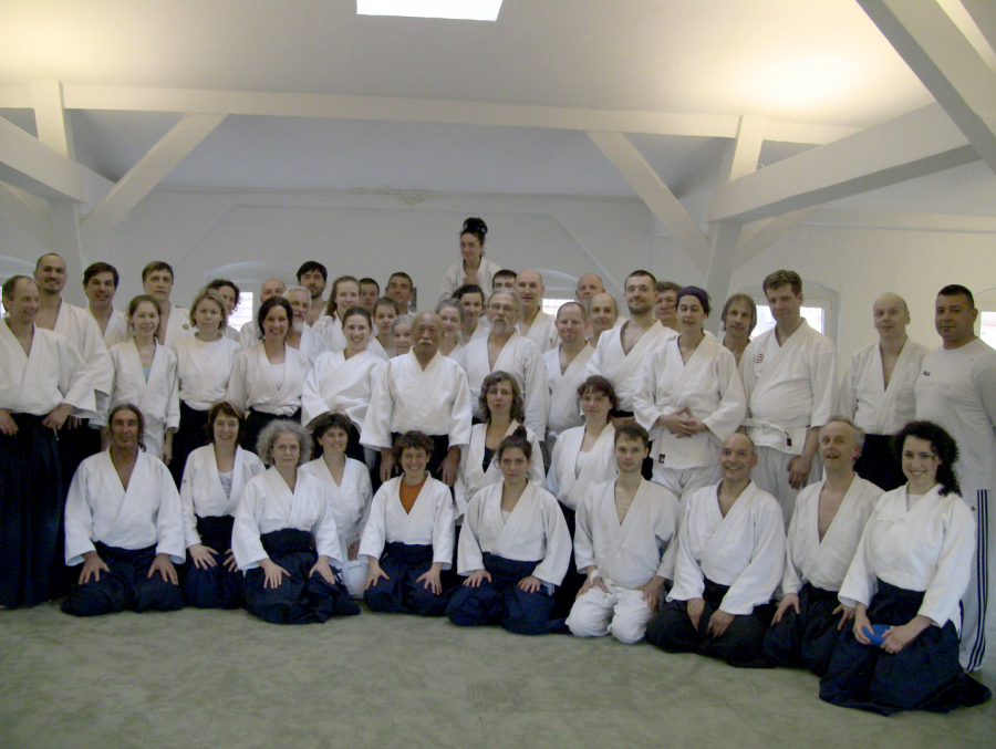 Aikido Workshops Lehrgänge Berlin